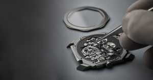 Tourbillon Bulgari