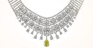 Cartier Merveilleux necklace
