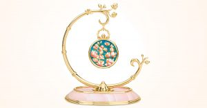 patek philippe Magnolias pocket watch